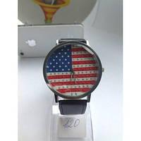 Наручные часы USA Чёрные