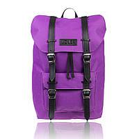 Рюкзак спортивный фиолетовый, фото 1