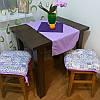 Кухонный раскладной стол. Обеденный стол в кухню, фото 3