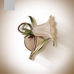 Настенный светильник, бра в стиле флористика  5410-2