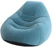 Надувное кресло Intex 68583  122*127*81см