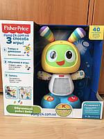 Интерактивный Робот Бибо от Fisher-Price BiBo (Русский)