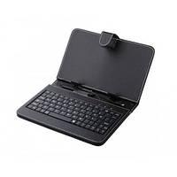 "Чехол клавиатура для ПК планшета диагональ 8"" MicroUSB"