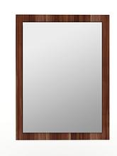 ДЗеркало на стіну з ДСП/МДФ у вітальню спальню Martina W слива венгерська+графіт Blonski