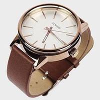 Наручные часы Sinobi Avatar Коричневые со светлым дисплеем