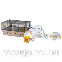 Клетка для мышей и хомяков MILOS LARGE FAG WEST Ferplast, 58*38*30,5см, фото 2