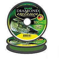 Леска монофильная Salmo DIAMOND EXELENCE 017 / 150м (4026-017)