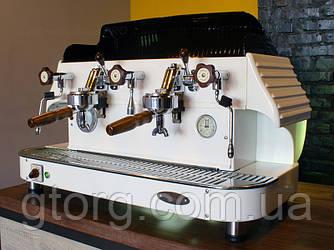 Кофемашина Elektra Barlume (2 группы) автомат механика