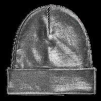 Шапка серебристая Lindex, Один размер