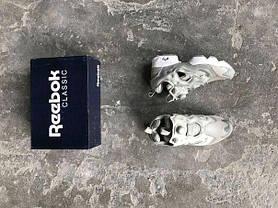 Женские кроссовки в стиле Reebok Insta Pump Grey (36, 37, 38  размеры), фото 2