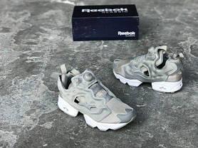 Женские кроссовки в стиле Reebok Insta Pump Grey (36, 37, 38  размеры), фото 3