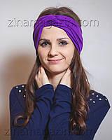 Повязка тонкая Фиолетовый