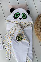 Конверт-одеяло для малышей Панда