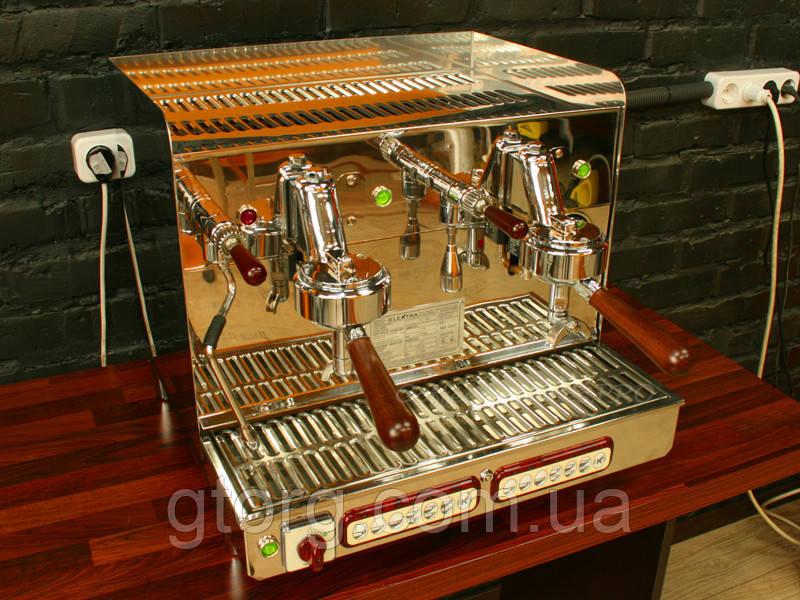 Кофемашина Elektra Compact (2группы)
