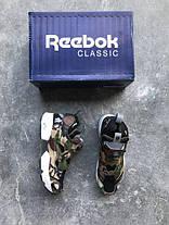 Женские кроссовки в стиле Reebok Insta Pump Fury OG Bape x Mita 'Camo' (37, 38, 39, 40 размеры), фото 3