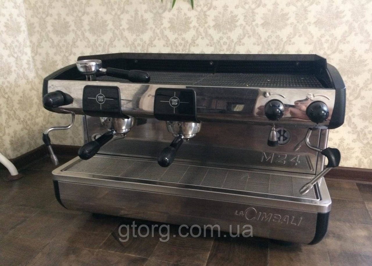 Кофемашина La Cimbali M24 (2группы)