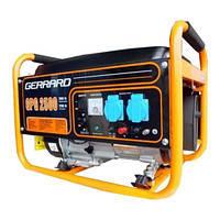 Генератор тока бензиновый GERRARD GPG2500