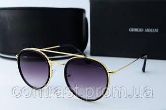 Солнцезащитные очки Armani 2644 золото черн