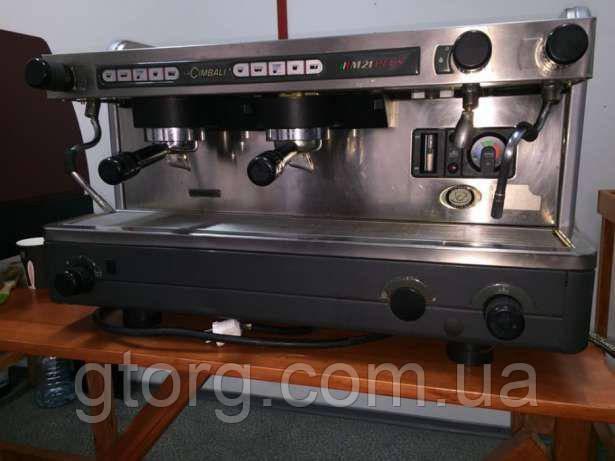 Кофемашина La Cimbali M21 plus 2 группы автомат механика