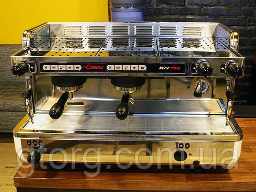 Кофемашина La Cimbali M22 plus автомат механика