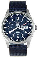 Мужские механические часы Seiko 5 Automatic SNZG11K1 Сейко часы механические с автоматическим заводом