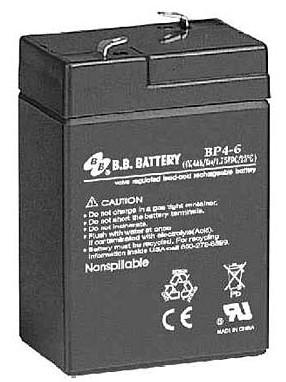 Аккумулятор BB BP 4-6