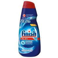 Средство для мытья посуды Finish для посудомоечных машин All in 1 650 мл (5997321731667)