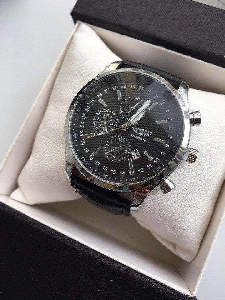 Лонжин мужские часы купить часы наручные для мальчиков человек паук