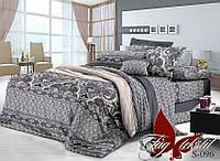 Комплект постельного белья S-096 евро (TAG satin (evro)-096)