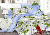 Комплект постельного белья S-101 евро (TAG satin (evro)-101)