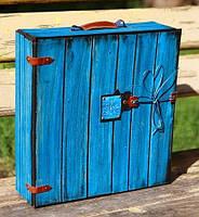 Альбом для фотографий в переносной коробке Эльфы и Феи 1