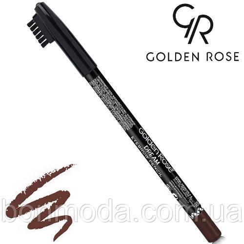 Golden Rose Карандаш для бровей Dream Eyebrow № 305 (Коричневый)