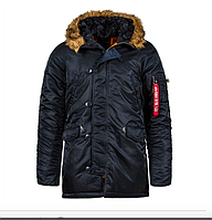 Куртка Alpha Industries (Аляска) N3-B Parka