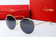 Солнцезащитные очки Cartier 2180 черные