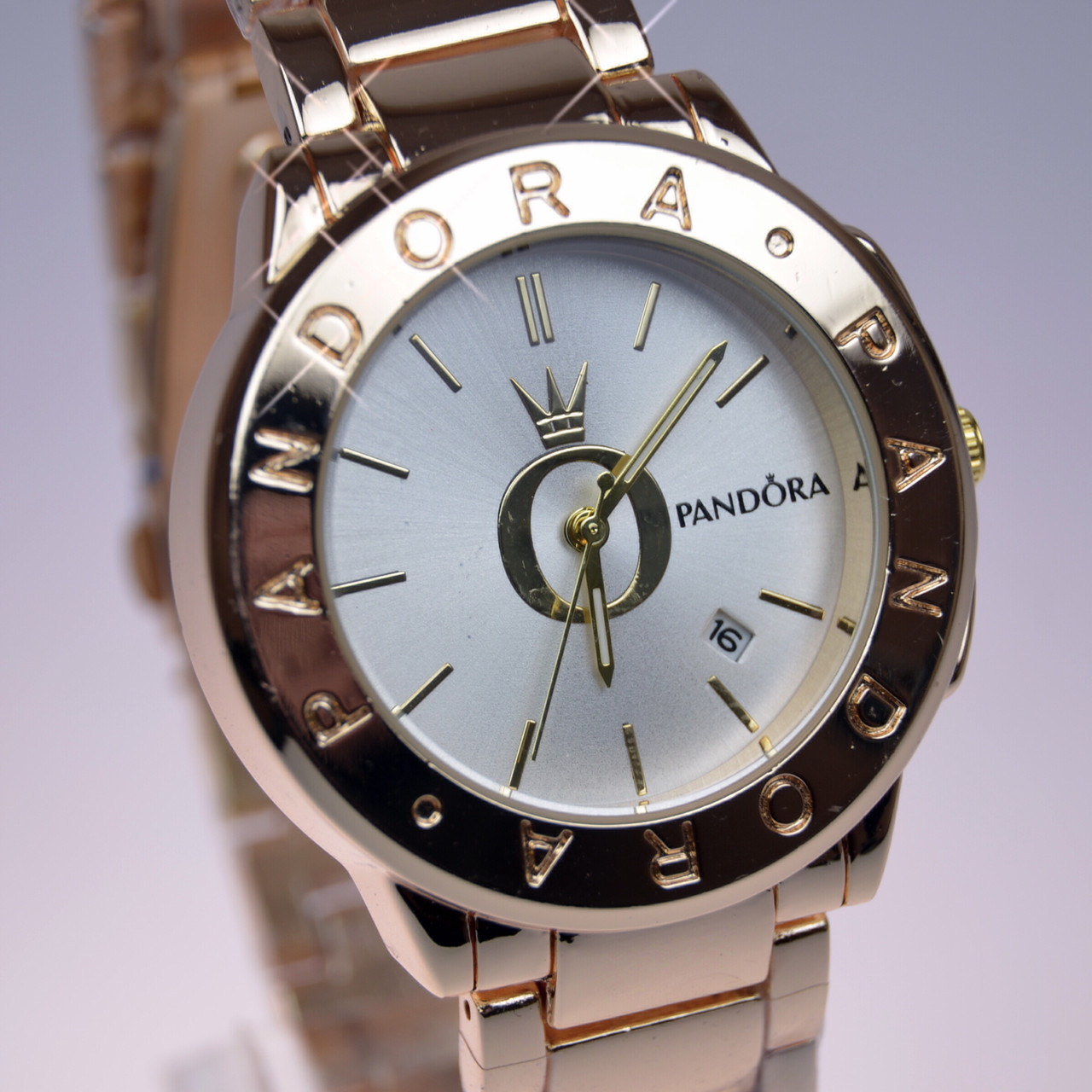 59af594e62b8 Женские наручные часы PANDORA (Пандора) В156 Gold - интернет- магазин