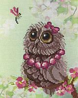 Набор для вышивания М.П. Студия РК-304 Совенок Весна
