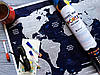 Скретч Карта Мира Travel Map Holiday World, фото 10