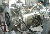Экструзионная линия для газовых и водопроводных труб из ПНД Ф16-1200мм
