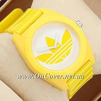 Наручные часы Adidas Log 0927 YelloyWhite