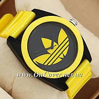 Наручные часы Adidas Log 0927 YelloyBlack