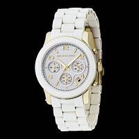 Часы Michael Kors Silicone band Белые