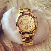Часы Michael Kors classic gold