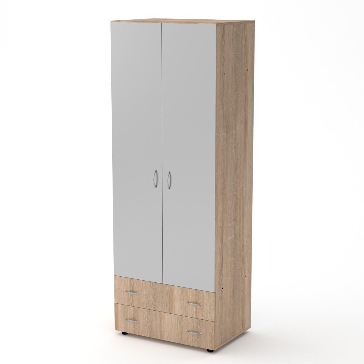Шкаф-5 дуб сонома Компанит (80х54х218 см)