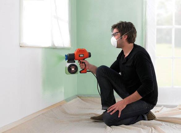Краскопульт для покраски стен в помещении торт мастика видео