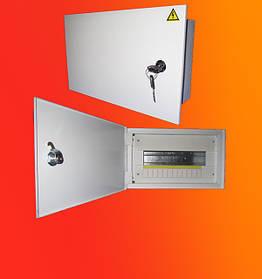 Бокси металеві для розподільної электороаппаратуры