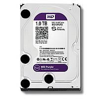 "Жесткий диск (HDD) WD Purple 1Tb 3,5"" Serial ATA 64MB (WD10PURX)"