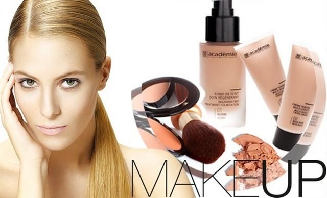 Баннер Make-up