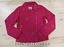 Куртки из кожзама для девочек  GLO-STORY 134/140-170 р.р., фото 3