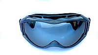 Маска (очки) горнолыжная  NICE FACE 050 (серый), фото 1