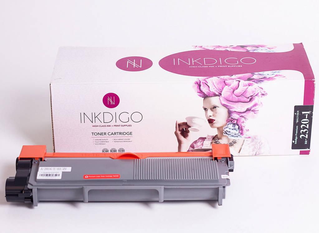 Лазерный картридж Inkdigo аналог Brother TN-2320